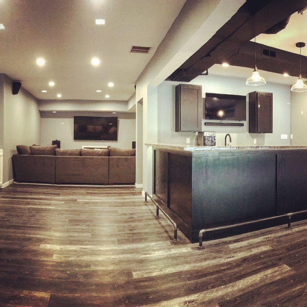 Kitchen, Basement, & Bathroom Remodeling