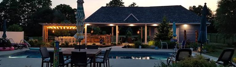 Outdoor Living Space - Featured Header Image by BGW Construction